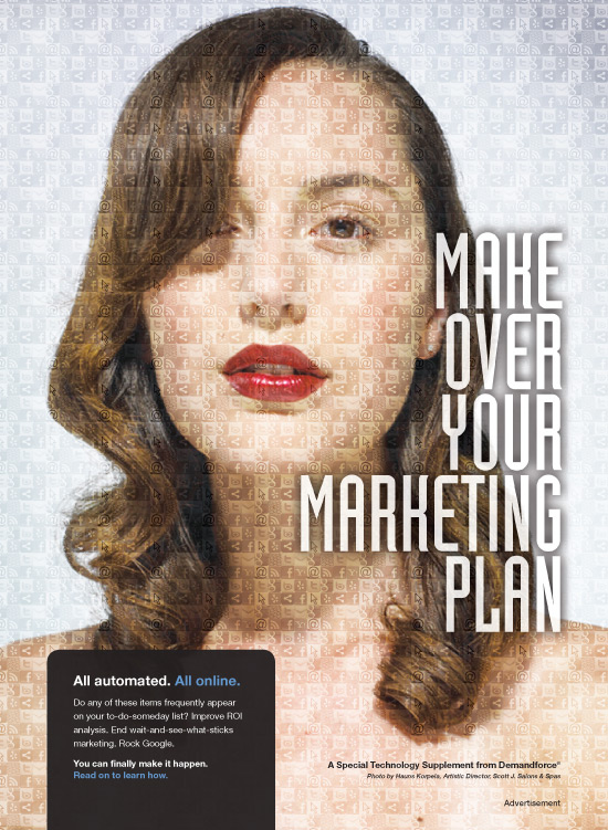 Make over your marketing plan