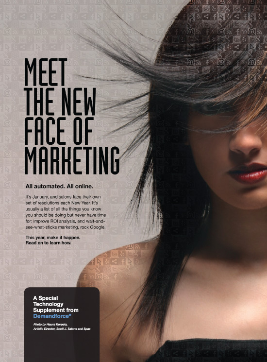 Meet the new face of marketing