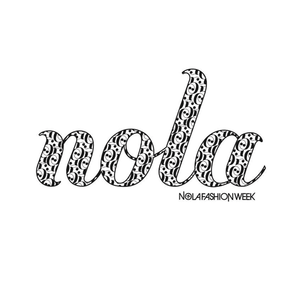 NOLA Fashion Week 5th Anniversary Logo