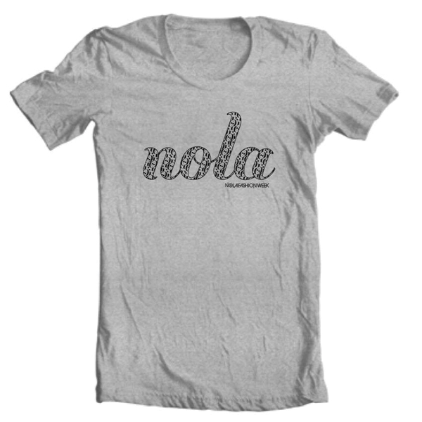 NOLA Fashion Week 5th Anniversary T-shirt