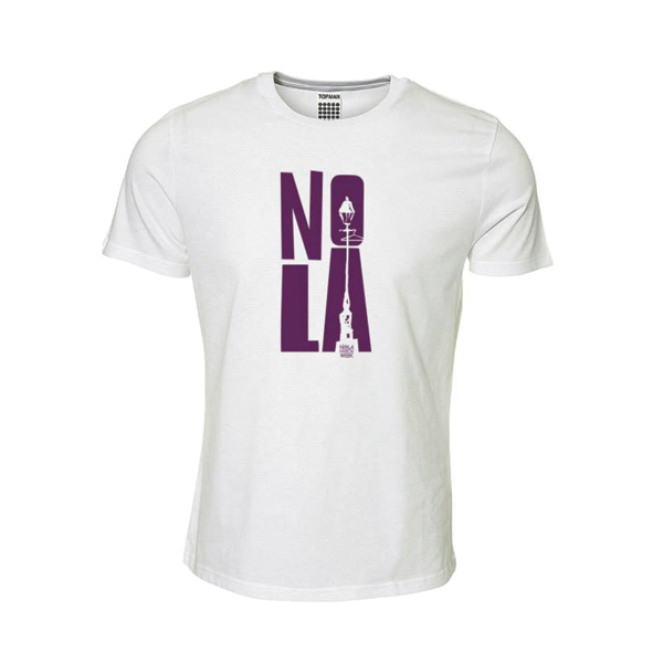NOLA Fashion Week Spring/Summer T-shirt - White
