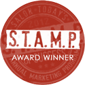 Stamp Award Winning Design