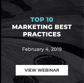 Top Ten Marketing Best Practices
